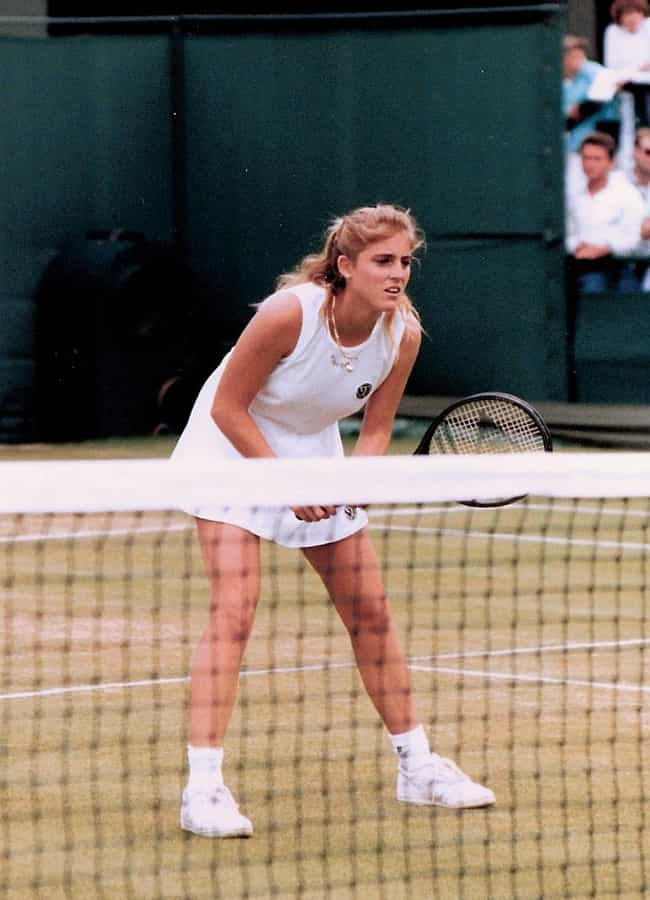 Carling Bassett-Seguso is listed (or ranked) 5 on the list The Best Tennis Players from Canada
