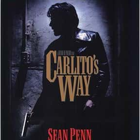 Carlito's Way is listed (or ranked) 25 on the list The Best Movies of 1993
