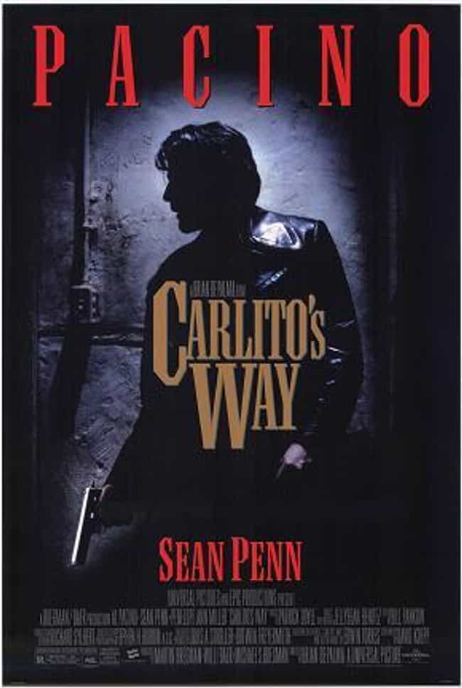 Carlito's Way is listed (or ranked) 1 on the list The Best Ángel Salazar Movies