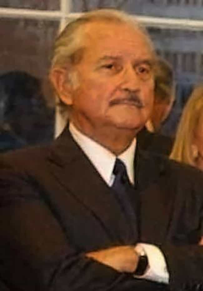 Carlos Fuentes is listed (or ranked) 4 on the list Famous Novelists from Mexico