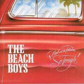 """Carl and the Passions: """"So Tou is listed (or ranked) 23 on the list The Best Beach Boys Albums of All Time"""