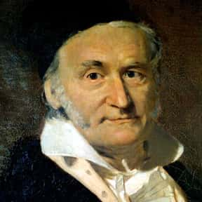 Carl Friedrich Gauss is listed (or ranked) 11 on the list The Greatest Minds of All Time