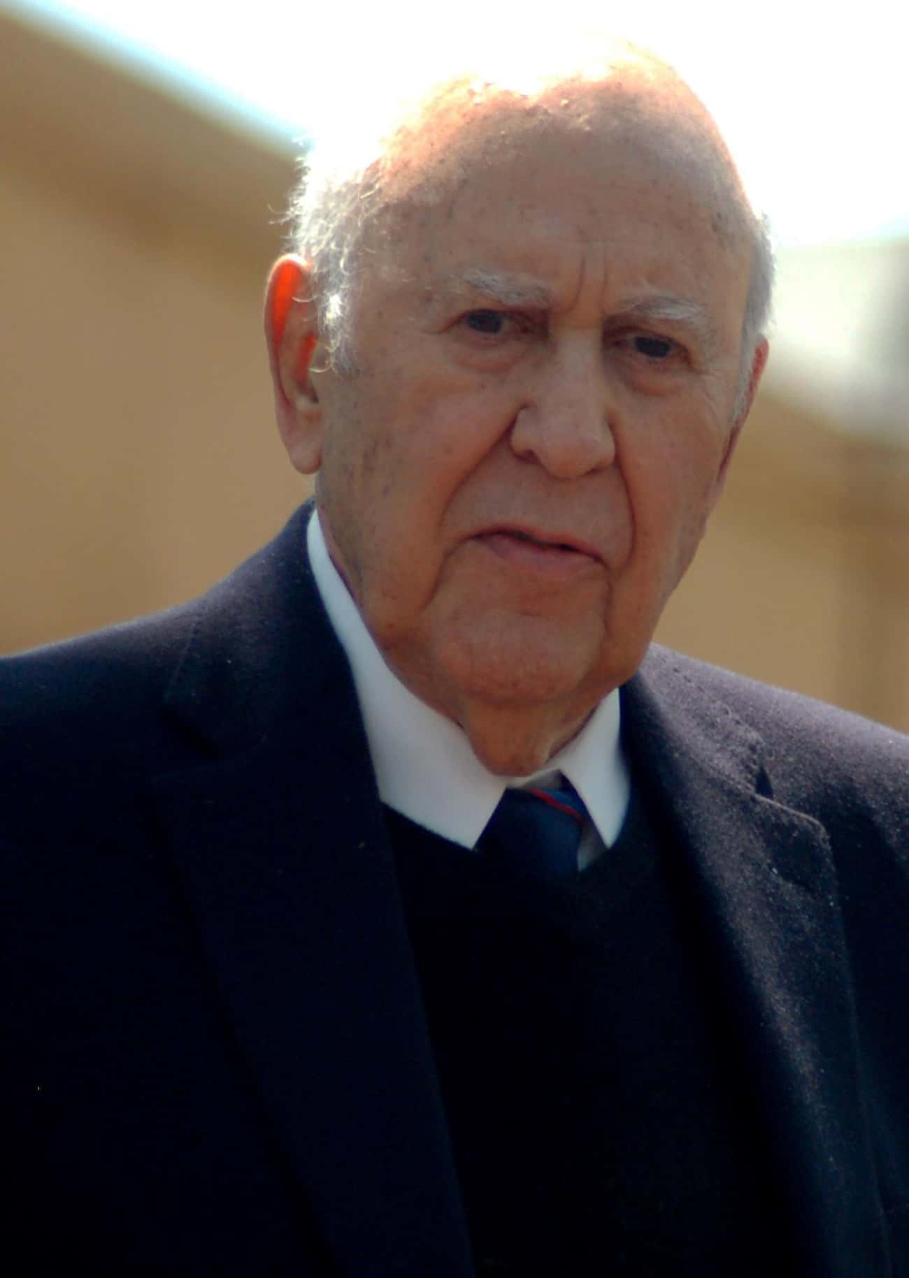 Carl Reiner is listed (or ranked) 3 on the list Famous People Born in 1922