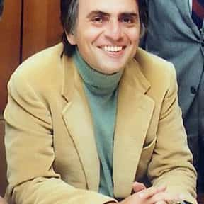Carl Sagan is listed (or ranked) 5 on the list List of Famous Physicists