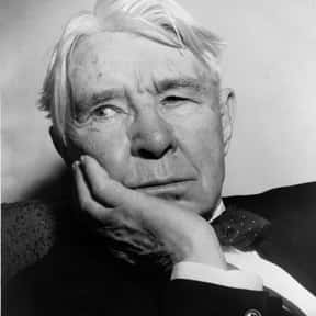 Carl Sandburg is listed (or ranked) 24 on the list Famous People Who Died in North Carolina