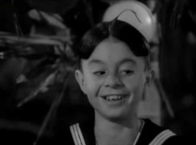 Carl Switzer is listed (or ranked) 3 on the list Famous Male Child Actors