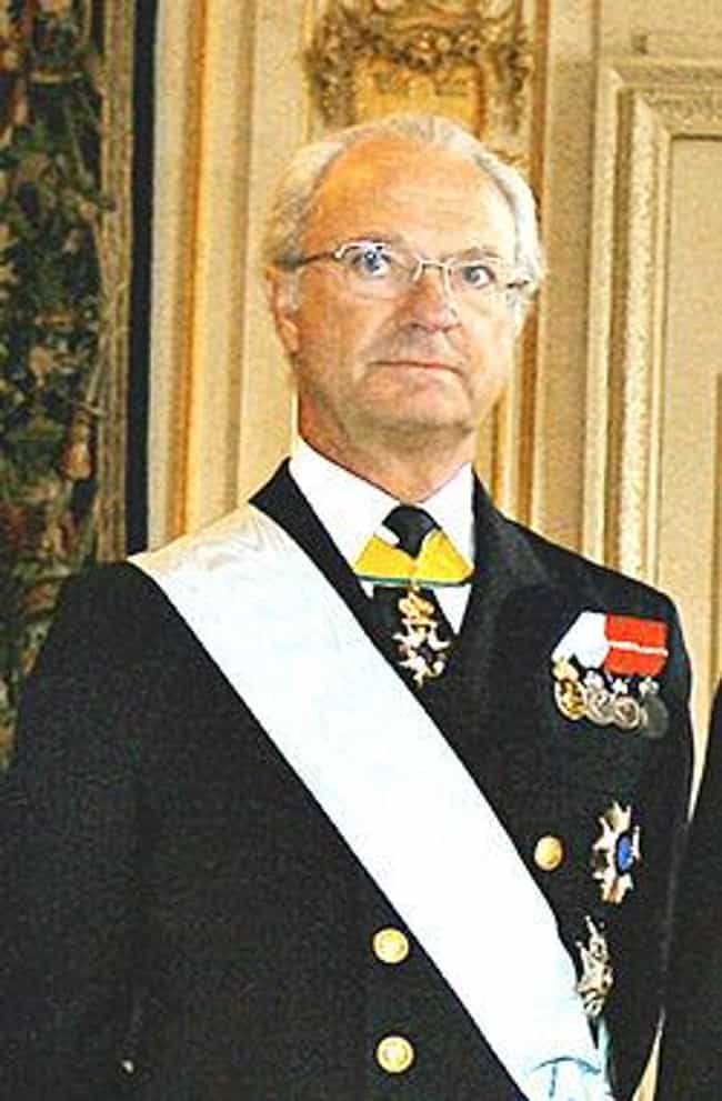 Carl XVI Gustaf of Swede... is listed (or ranked) 4 on the list Members of the Swedish Royal Family
