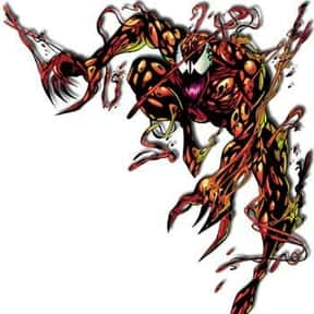 Carnage is listed (or ranked) 1 on the list Comic Book Characters We Want to See on Film