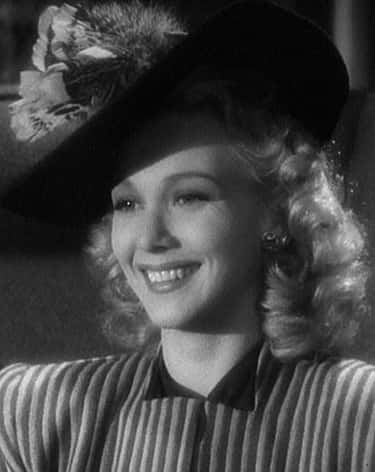 Carole Landis is listed (or ranked) 2 on the list Women Who Charlie Chaplin Has Dated