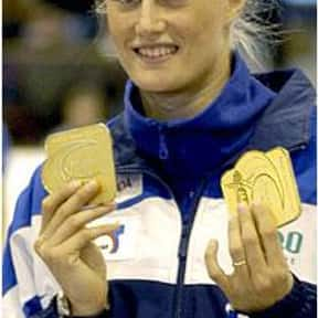 Carolina Klüft is listed (or ranked) 5 on the list Famous Female Athletes from Sweden