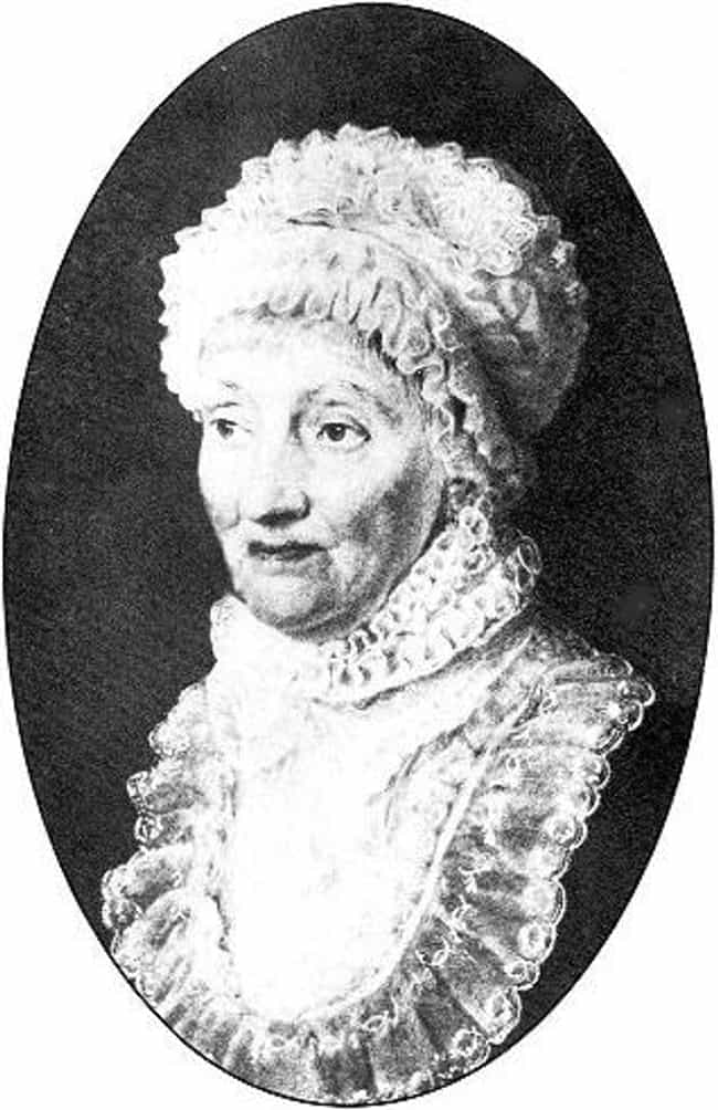 Caroline Herschel is listed (or ranked) 3 on the list Famous Astronomers from England