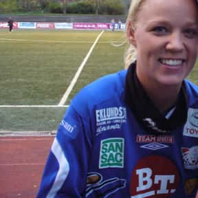 Caroline Seger is listed (or ranked) 10 on the list Famous Female Athletes from Sweden