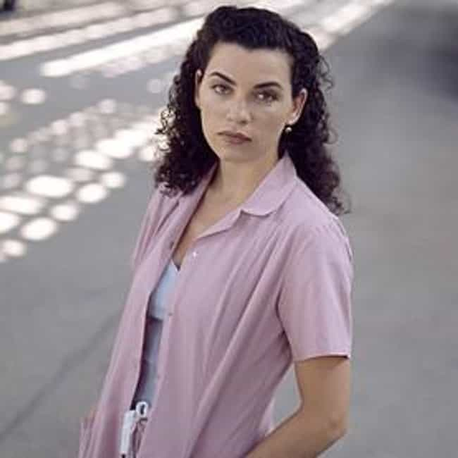 Carol Hathaway is listed (or ranked) 6 on the list TV Characters Brought Back To Life (Because Fans Got Pissed)