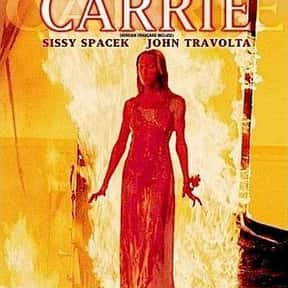 Carrie is listed (or ranked) 18 on the list The Best Supernatural Horror Movies, Ranked