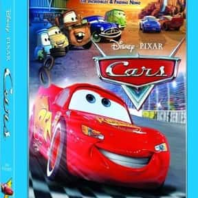 Cars is listed (or ranked) 18 on the list The Highest-Grossing G Rated Movies Of All Time