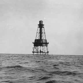Carysfort Reef Light is listed (or ranked) 10 on the list Lighthouses in Florida