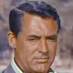 Cary Grant is listed (or ranked) 20 on the list The Hottest Silver Foxes