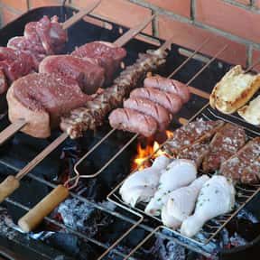 Brazilian barbecue is listed (or ranked) 16 on the list Your Favorite Types of Cuisine
