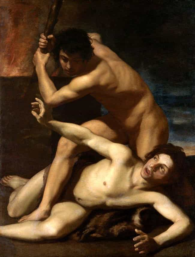 Cain Kills Abel is listed (or ranked) 3 on the list Famous Bartolomeo Manfredi Paintings