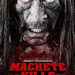 Machete Kills is listed (or ranked) 7 on the list The Best Danny Trejo Movies