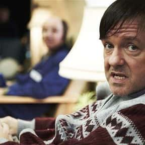 Derek is listed (or ranked) 3 on the list The Best Ricky Gervais Shows and TV Series