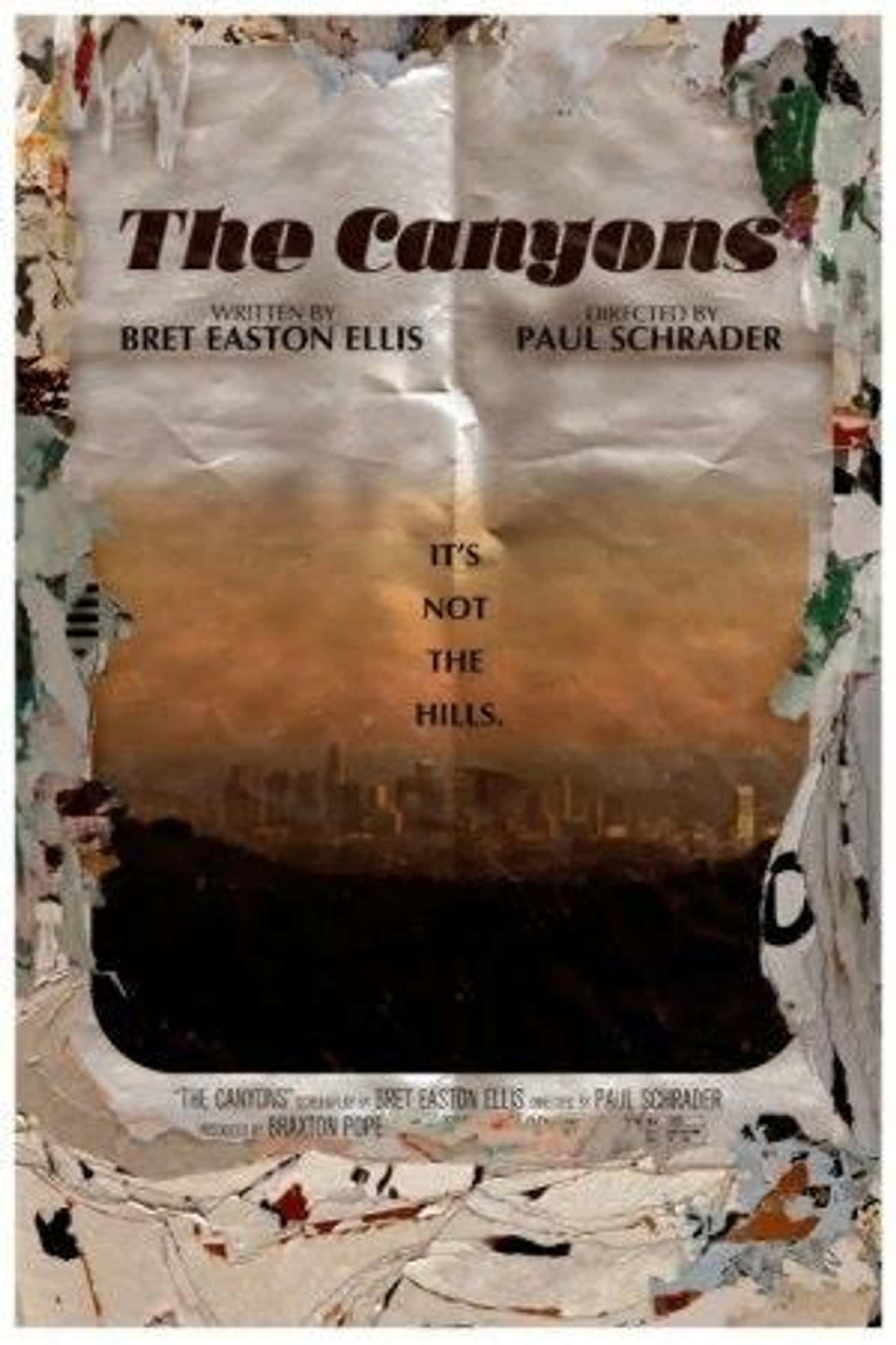 The Canyons is listed (or ranked) 3 on the list The Best Nolan Gerard Funk Movies