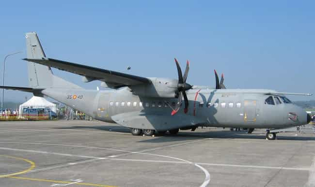 EADS CASA C-295 is listed (or ranked) 2 on the list Planes Used By Brazilian Air Force