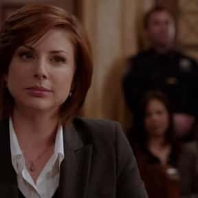 Casey Novak is listed (or ranked) 4 on the list The Greatest Lawyer Characters in TV History