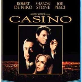 Casino is listed (or ranked) 1 on the list The Best Sharon Stone Movies