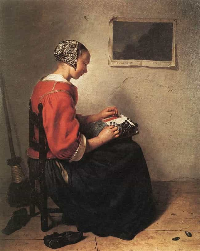 Caspar Netscher is listed (or ranked) 1 on the list Famous Painters from the Netherlands