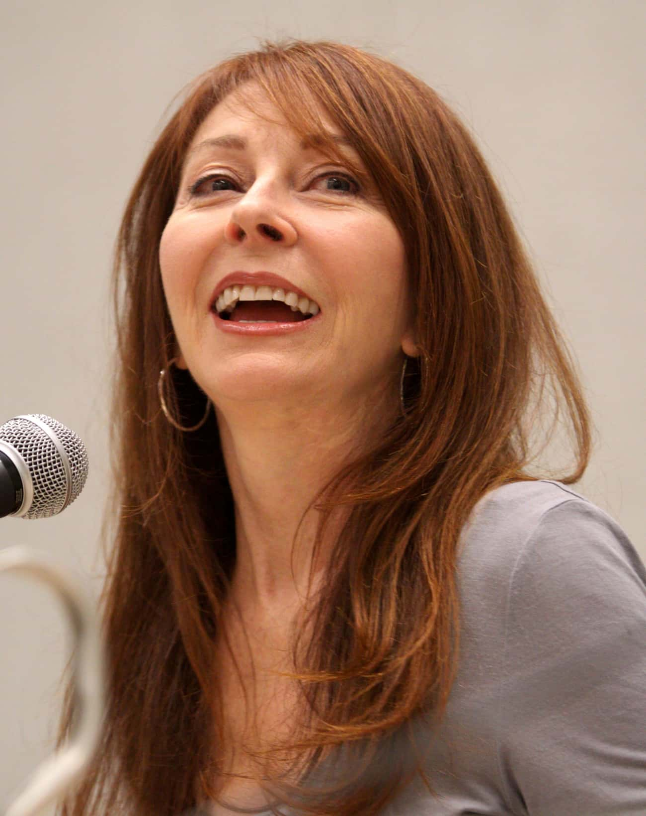 Cassandra Peterson is listed (or ranked) 4 on the list Famous People Born in 1951