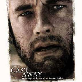 Cast Away is listed (or ranked) 3 on the list The Best PG-13 Drama Movies
