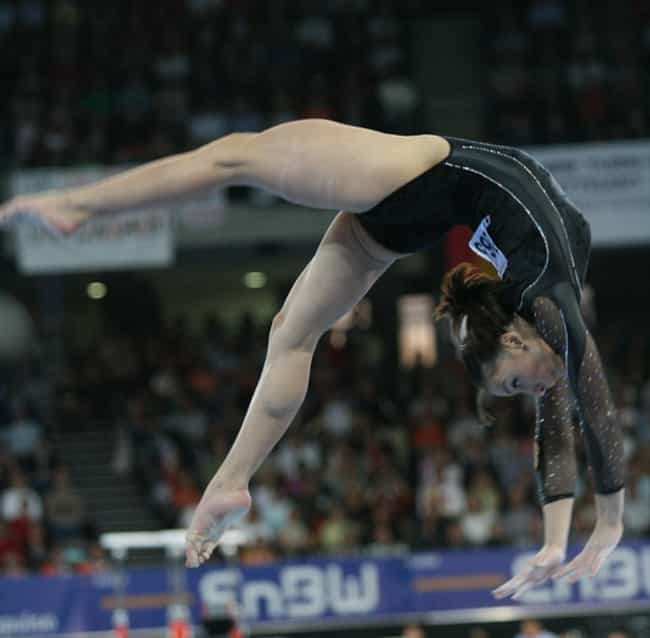 Cătălina Ponor is listed (or ranked) 2 on the list Famous Gymnasts from Romania
