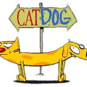 CatDog is listed (or ranked) 21 on the list The Best Cartoons of the '90s