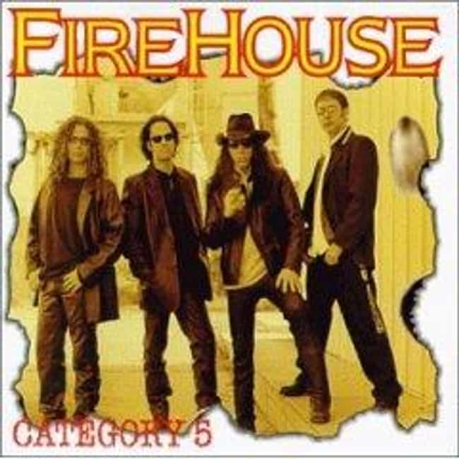 Category 5 is listed (or ranked) 4 on the list The Best FireHouse Albums of All Time