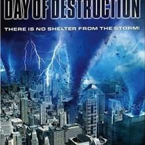 Category 6: Day of Destruction is listed (or ranked) 23 on the list The Best 2000s Disaster Movies