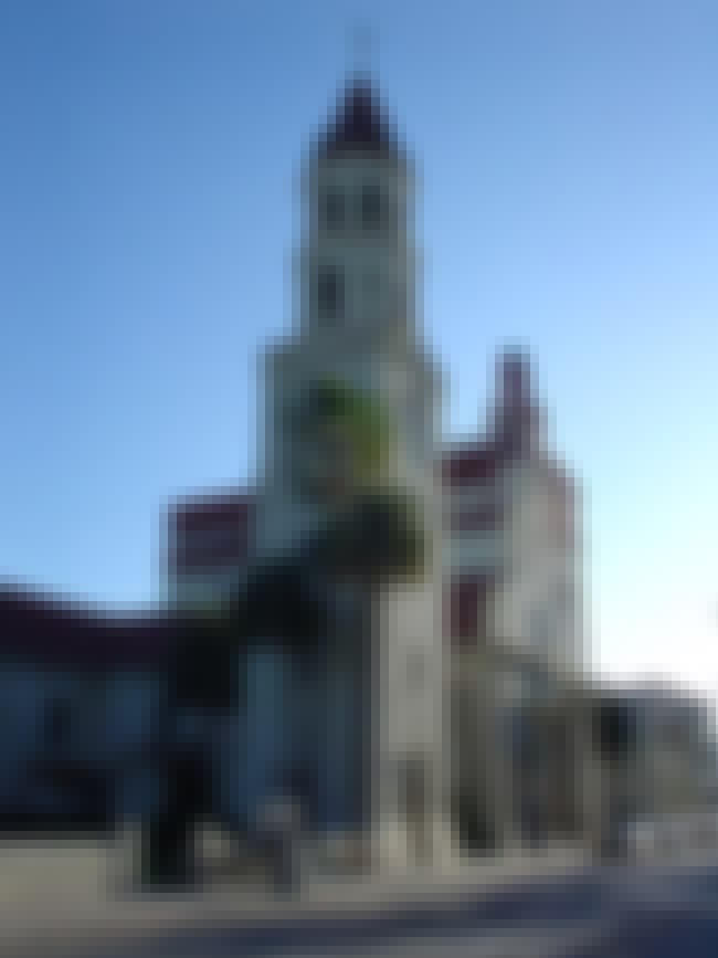Cathedral Basilica of St. Augu... is listed (or ranked) 3 on the list List of Famous St. Augustine Buildings & Structures