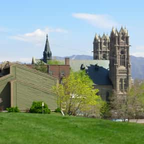 Cathedral of the Madeleine is listed (or ranked) 23 on the list Famous Romanesque Revival Architecture Buildings