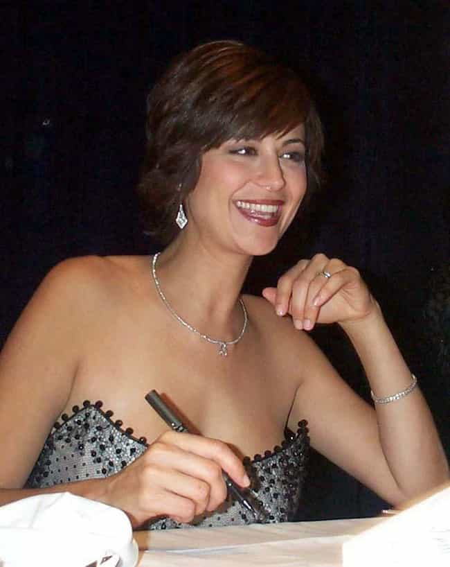Catherine Bell is listed (or ranked) 3 on the list Celeb Women Who Can Totally Pull Off Short Hair