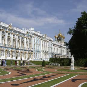 Catherine Palace is listed (or ranked) 8 on the list The Top Must-See Destinations in Russia