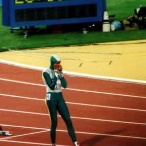 Cathy Freeman is listed (or ranked) 24 on the list Famous Olympic Gold Medal Winners