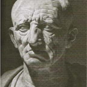 Cato the Elder is listed (or ranked) 2 on the list Famous Politicians from Roman Republic