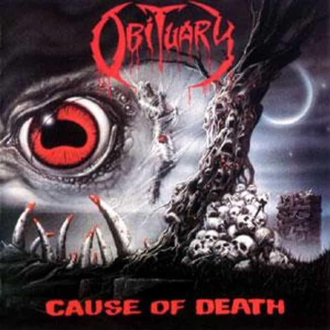 List of All Top Obituary Albums, Ranked