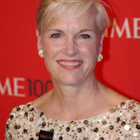 Cecile Richards is listed (or ranked) 20 on the list Who Should Be TIME Magazine's Person of the Year 2015?