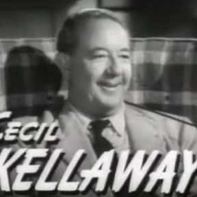 Cecil Kellaway is listed (or ranked) 9 on the list Popular Film Actors from South Africa