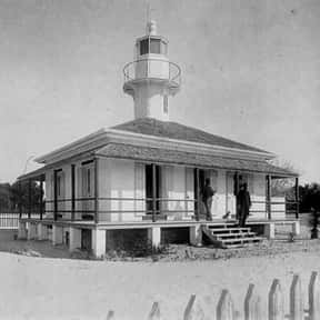 Cedar Key Light is listed (or ranked) 12 on the list Lighthouses in Florida
