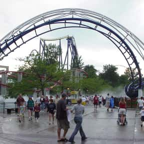 Cedar Point is listed (or ranked) 1 on the list The Best Theme Parks For Roller Coaster Junkies