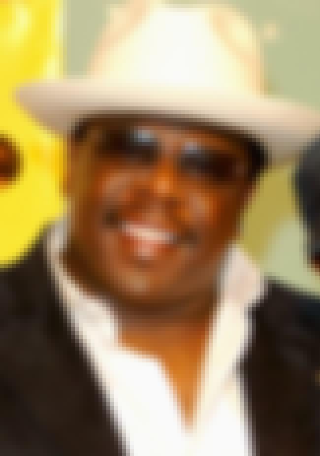 Cedric the Entertainer is listed (or ranked) 1 on the list The Steve Harvey Show Cast List