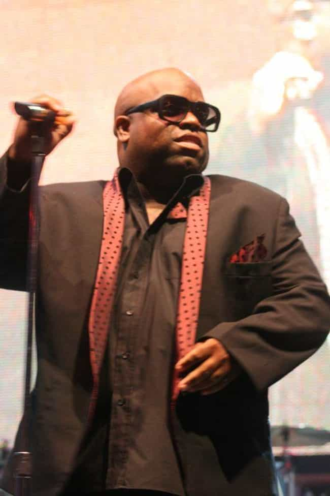 Cee Lo Green is listed (or ranked) 3 on the list The Greatest Singer/rappers