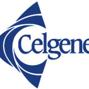 Celgene is listed (or ranked) 11 on the list Companies Headquartered in New Jersey